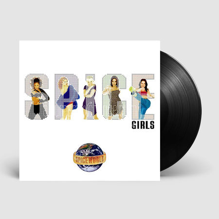 Spice Girls: SpiceWorld: 180g Deluxe Vinyl