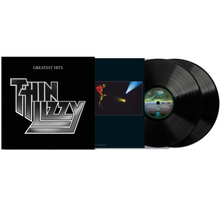 Thin Lizzy: Greatest Hits: Limited Edition Double Vinyl