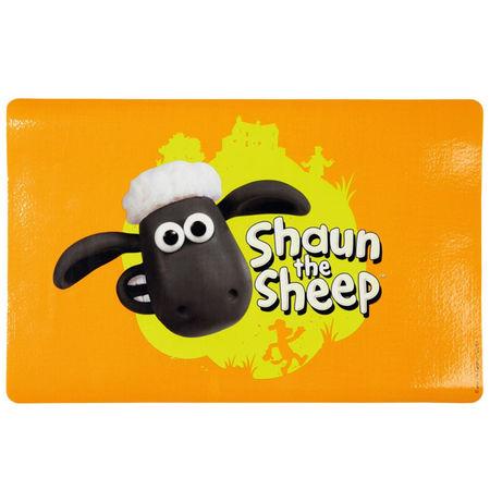 Shaun the Sheep: Pet Place Mat Orange