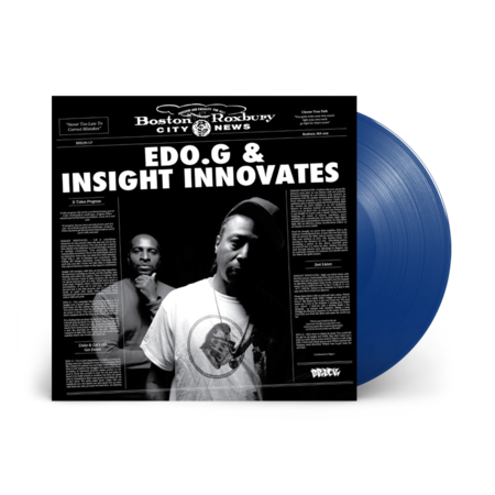 Edo.G & Insight Innovates: Edo.G & Insight Innovates