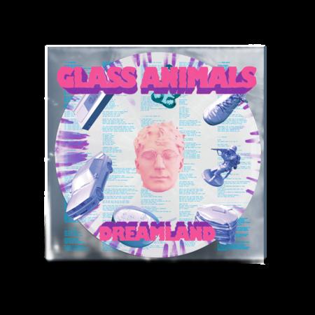 Glass Animals: Dreamland Deluxe Splatter Vinyl - Limited Edition