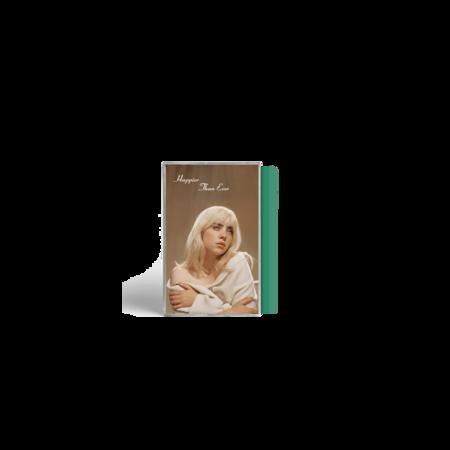 Billie Eilish: 'Happier Than Ever' Exclusive Mint Green Cassette