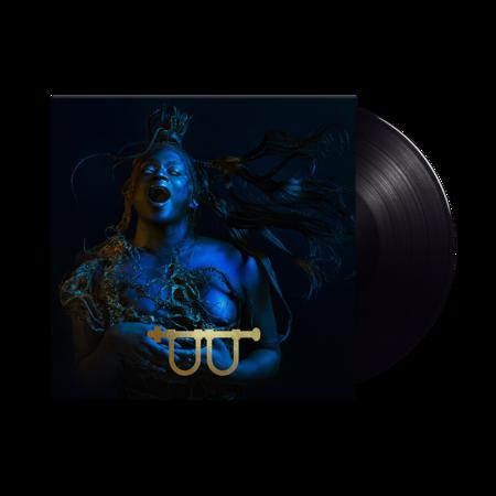 Lotic: Water: Black Vinyl LP