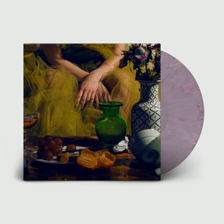 A.O. Gerber: Another Place To Need: Limited Edition Recycled Vinyl [Random Colour] + Exclusive Signed Print
