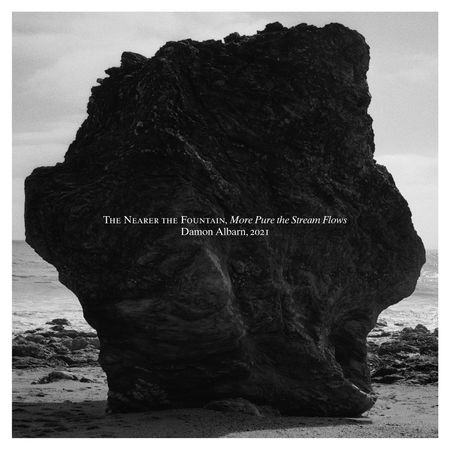 Damon Albarn: The Nearer the Fountain, More Pure the Stream Flows: CD