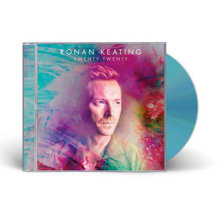 Ronan Keating: Twenty Twenty Signed CD
