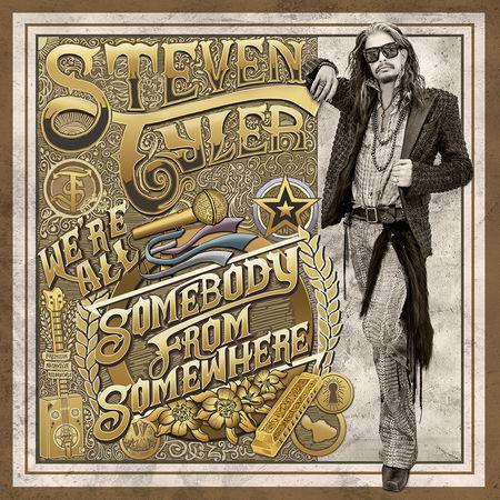 Steven Tyler: We're All Somebody From Somewhere (CD)
