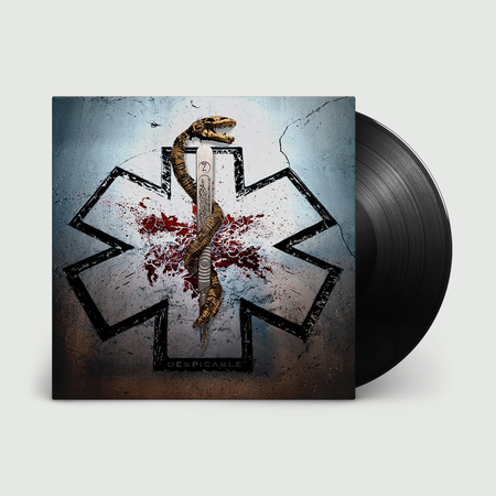 """Carcass: Despicable: Limited Edition 10"""" Vinyl EP"""