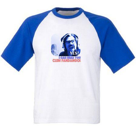 Matt Berry: Yes! I Can Hear You Clem Fandango! T-Shirt