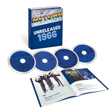 Various Artists: Motown Unreleased: 1966