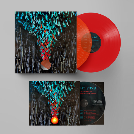 Bright Eyes: Down in the Weeds...: Limited Edition 2LP, CD + Exclusive Signed Print