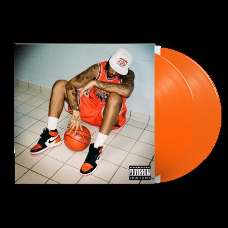 AJ Tracey: Flu Game: Limited Edition Orange Vinyl 2LP