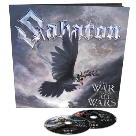Sabaton: The War To End All Wars: 2CD Earbook