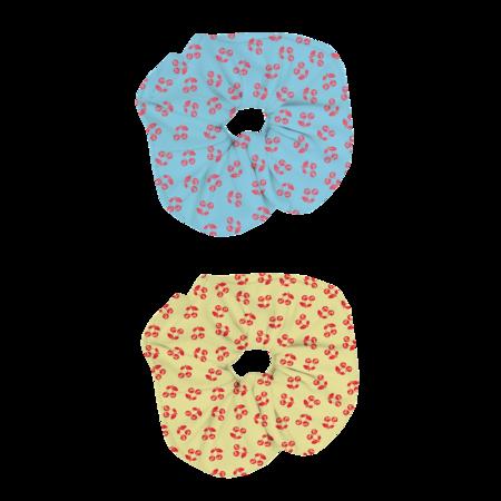 Glass Animals: Set of 2 Scrunchies