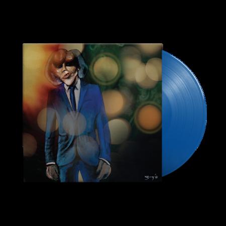 Matt Berry: The Blue Elephant: Limited Edition Blue Vinyl LP
