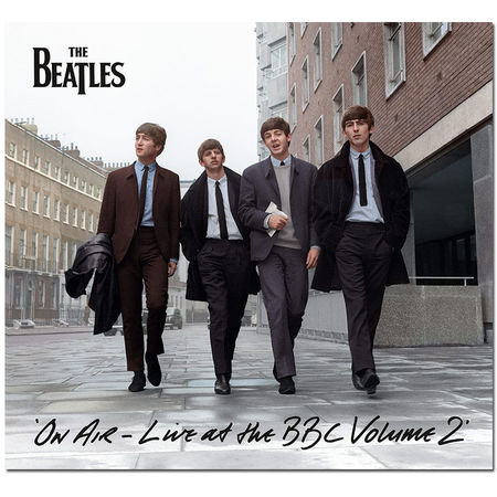 The Beatles: On Air Live At The BBC Volume 2
