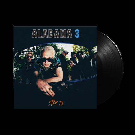 Alabama 3: Step 13: Black Vinyl LP
