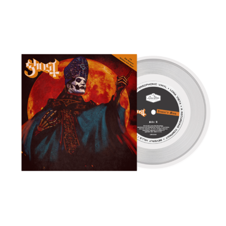 Ghost: Hunter's Moon: Limited Edition Clear Vinyl 7