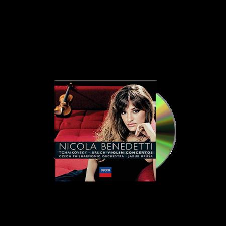 Nicola Benedetti: Tchaikovsky & Bruch: Violin Concertos