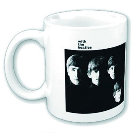 The Beatles: With The Beatles Boxed Mug