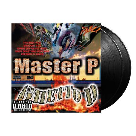 Master P: Ghetto D (2LP)