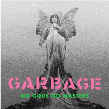 Garbage: No Gods No Masters : Transparent Pink 12