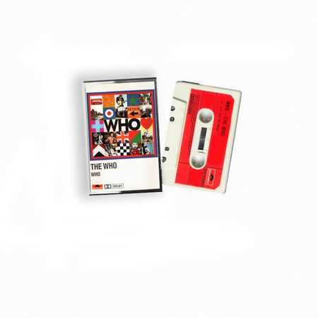 The Who: WHO Cassette