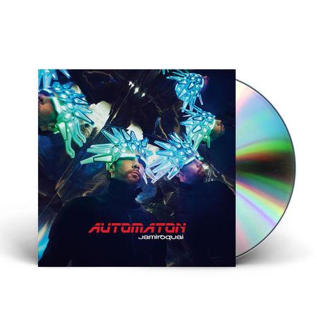 Jamiroquai: Automaton Standard CD