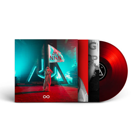 Black Futures: Never Not Nothing: Limited Edition Translucent Red Vinyl LP