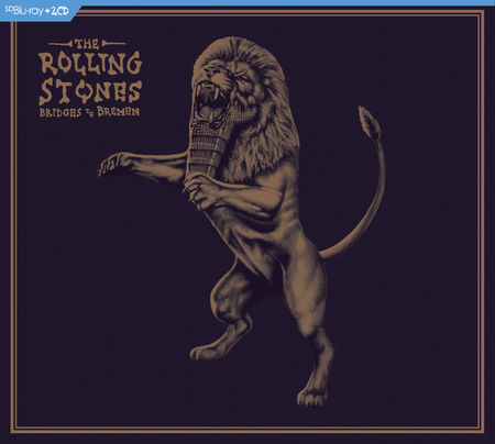 The Rolling Stones: Bridges To Bremen (Blu-Ray / 2CD)