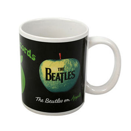 The Beatles: Apple Mug