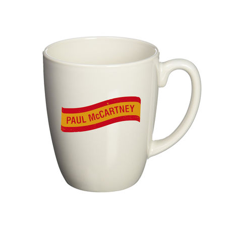 Paul McCartney: Egypt Station Logo Mug