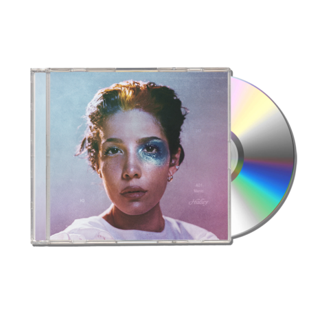 Halsey: CD w/ Signed Booklet