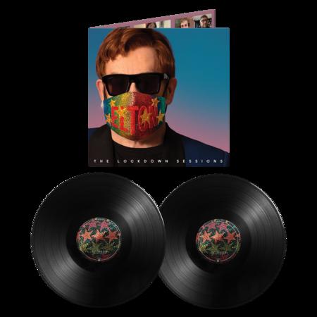 Elton John: The Lockdown Sessions Vinyl