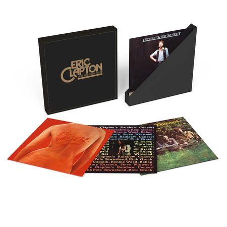 Eric Clapton: The Live Album Collection  (6LP)