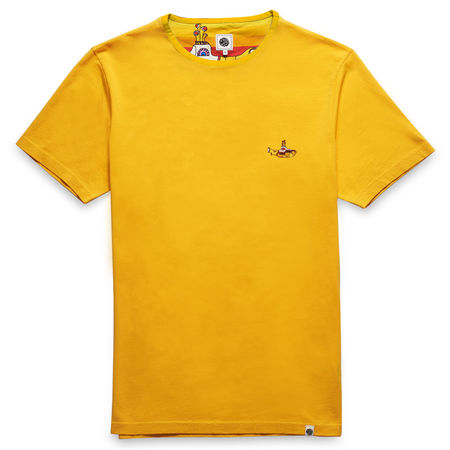 The Beatles: Yellow Submarine Badge T-Shirt