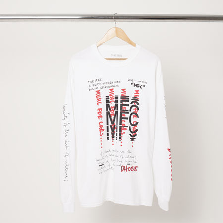 The 1975: MFC Long Sleeve T-Shirt I