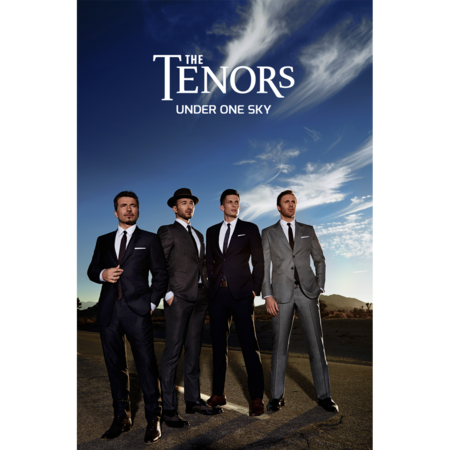 The Tenors: Under One Sky Poster