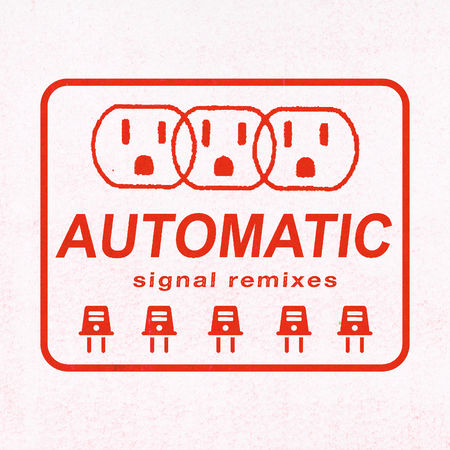 Automatic: Signal Remixes: Black Vinyl LP