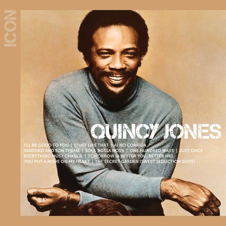 Quincy Jones: Icon (CD)