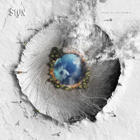 Styx: Crash Of The Crown: CD