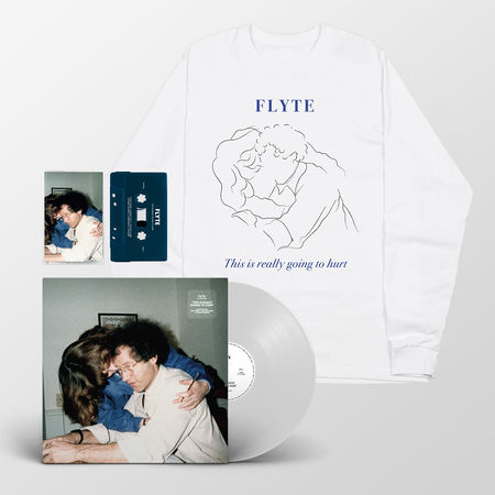 Flyte: Cassette, Embrace Longsleeve + Signed D2C LP