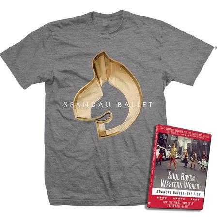 Spandau Ballet: Album US Tour Unisex T-Shirt & DVD
