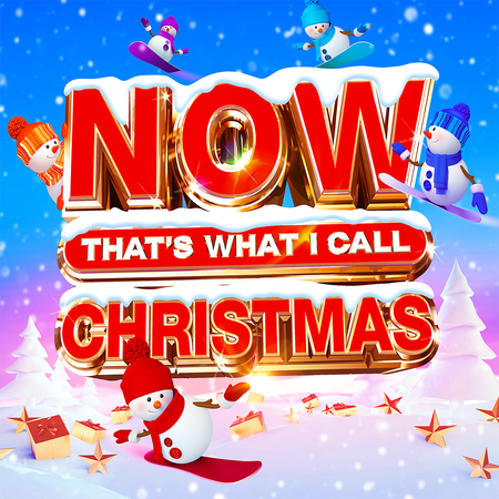 Various Artists: NOW That's What I Call Christmas (3CD)