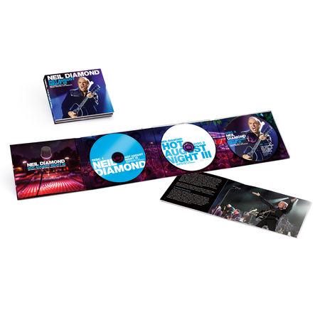 Neil Diamond: Hot August Night III (2CD/DVD)