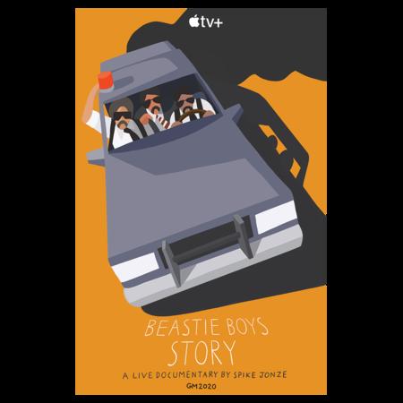 Beastie Boys: BEASTIE BOYS