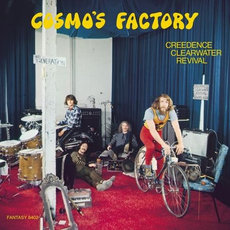 Creedence Clearwater Revival : Cosmo's Factory (Half-Speed Master) [LP]