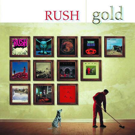 Rush: Gold (2CD)