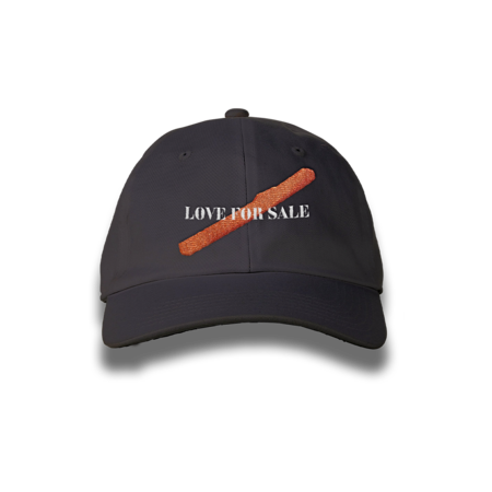 Lady Gaga: LOVE FOR SALE HAT
