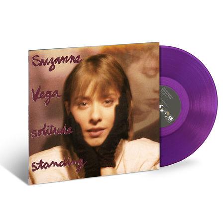Suzanne Vega: Solitude Standing (Translucent Purple Vinyl)